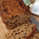Baking at Rivercatcher - Homemade Bara Brith.