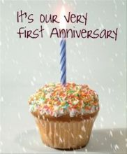 Rivercatcher's 1st Anniversary - A day to remember