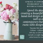 Spring Flower Workshop Break