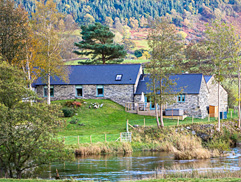 Flyfishers Self Catering Holiday Cottage North Wales