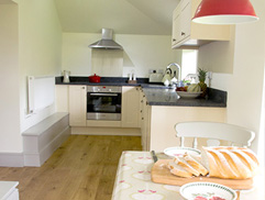 Ghilles Cottage Kitchen