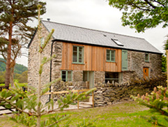 Shepherds Self Catering Holiday Cottage North Wales